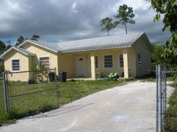 Yeoman Wood Subdivision, Freeport Grand Bahama