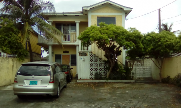 Two Story Commercial/Multi-Residential Building -7 Apt Units for Sale