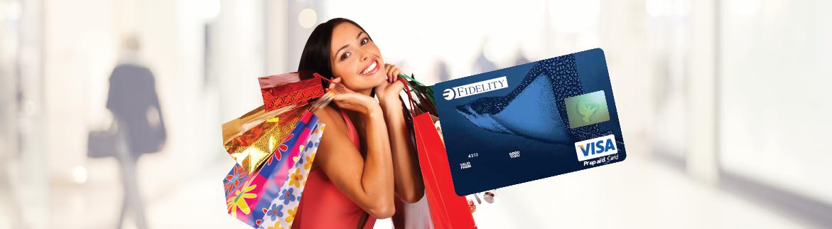 Get a Prepaid Visa Cards