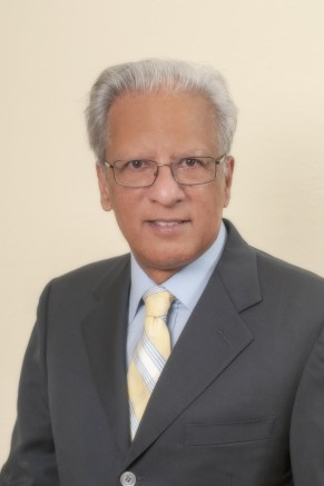 Anwer J. Sunderji, Chairman